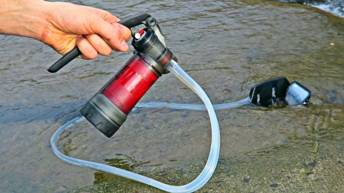 Portable Water Purifiers Market