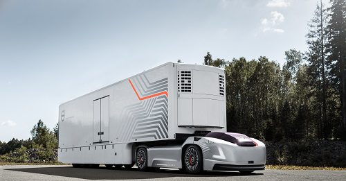 Self Driving Truck Market