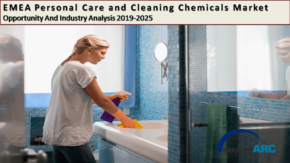 EMEA Personal Care and Cleaning Chemicals Market